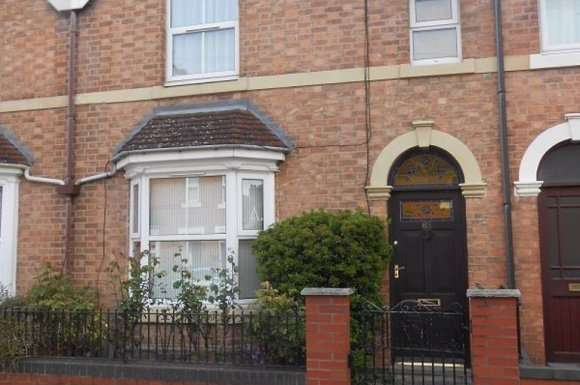 3 Bedrooms Terraced House for rent in Kings Road, Evesham, Worcestershire