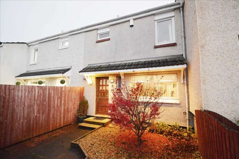 3 Bedrooms Terraced House for sale in Nevis Avenue, Hamilton