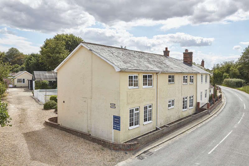 4 Bedrooms Semi Detached House for sale in New England, Halstead, Essex