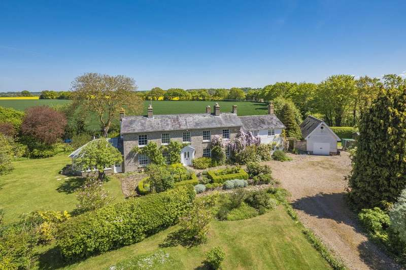 5 Bedrooms Detached House for sale in Stanningfield, Bury St Edmunds, Suffolk
