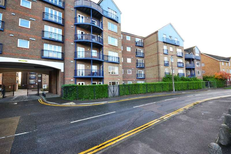 2 Bedrooms Apartment Flat for sale in Argent Court, Grays