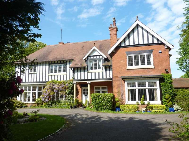 5 Bedrooms Detached House for sale in STALLINGBOROUGH ROAD, HEALING, GRIMSBY