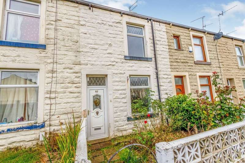 2 Bedrooms Terraced House for rent in Russell Terrace, Padiham, Burnley, BB12