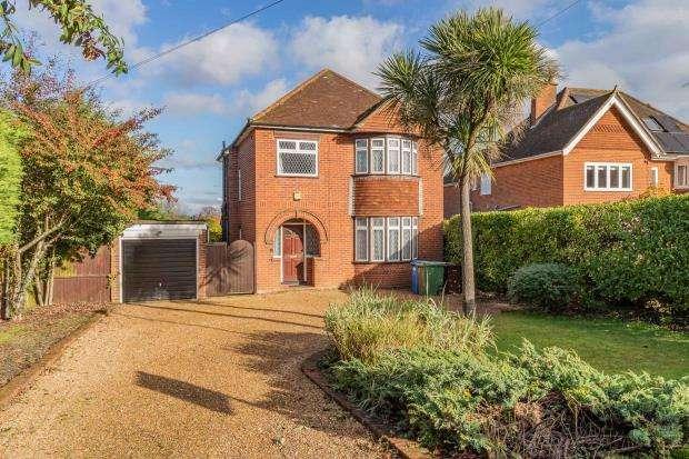 3 Bedrooms Detached House for sale in Church Lane East, Aldershot, Hampshire