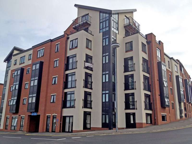 2 Bedrooms Apartment Flat for rent in Arena View, Birmingham