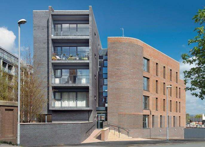 1 Bedroom Apartment Flat for rent in Avro House, 2 Navigation Street, Manchester