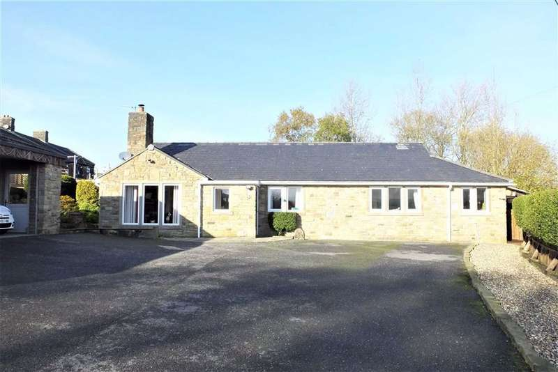 4 Bedrooms Detached Bungalow for sale in Lanehouse, Trawden, Lancashire, BB8