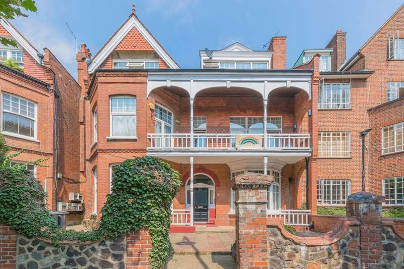 2 Bedrooms Flat for rent in Queens Avenue, Muswell Hill, N10