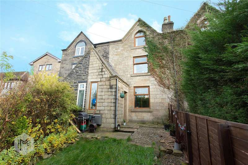 3 Bedrooms Terraced House for sale in Whalley Road, Ramsbottom, Bury, BL0