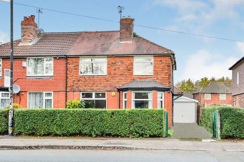 3 Bedrooms Semi Detached House for sale in Kings Road, Stretford, Manchester, Greater Manchester, M32