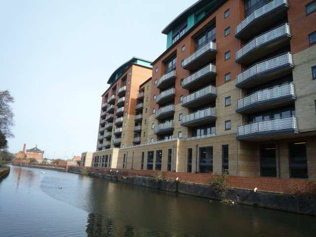 2 Bedrooms Flat for sale in Bath Lane, City Centre, Leicester, LE3 5BD