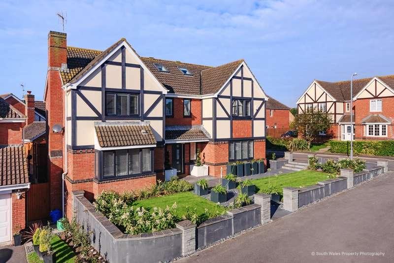 7 Bedrooms Detached House for sale in Heol Pearetree, Rhoose Point, Rhoose, Vale of Glamorgan, CF62 3LB