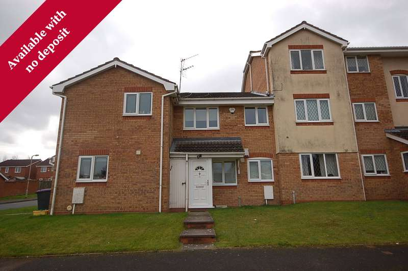 1 Bedroom Flat for rent in 5 Midland Court, Madeley, Telford, Shropshire, TF7