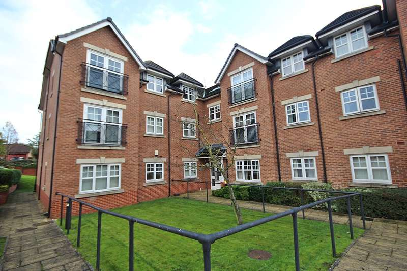 2 Bedrooms Apartment Flat for rent in Cronton Lane, Widnes, WA8