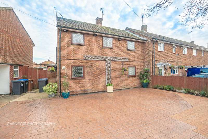 3 Bedrooms End Of Terrace House for sale in Chelwood Avenue, Hatfield