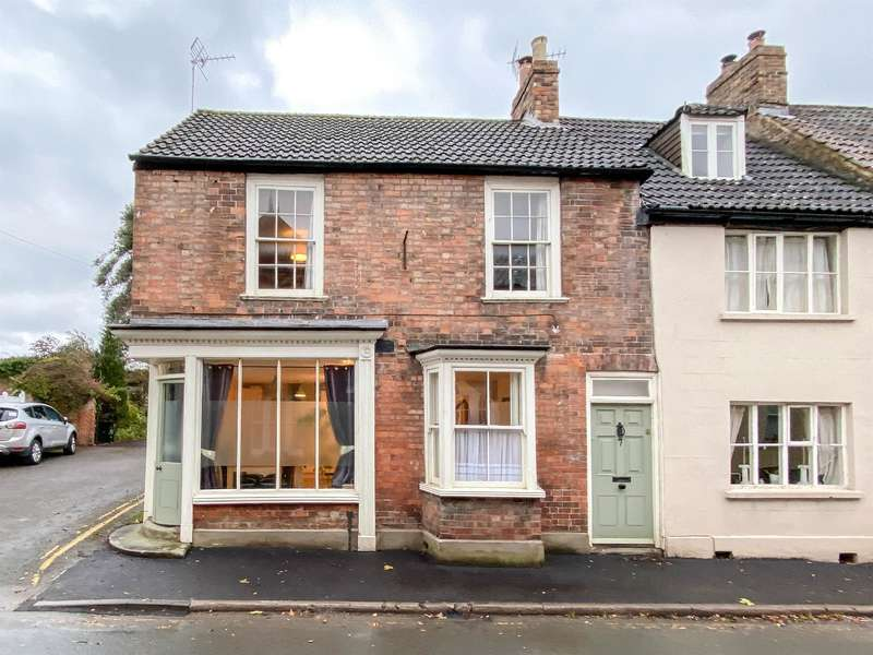 2 Bedrooms End Of Terrace House for sale in High Street, Berkeley, GL13 9BH