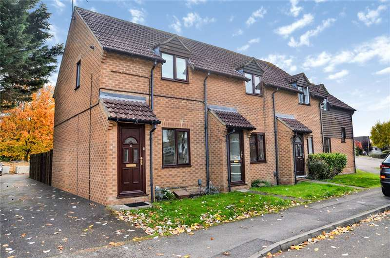 2 Bedrooms End Of Terrace House for rent in Myton Walk, Theale, Reading, Berkshire, RG7