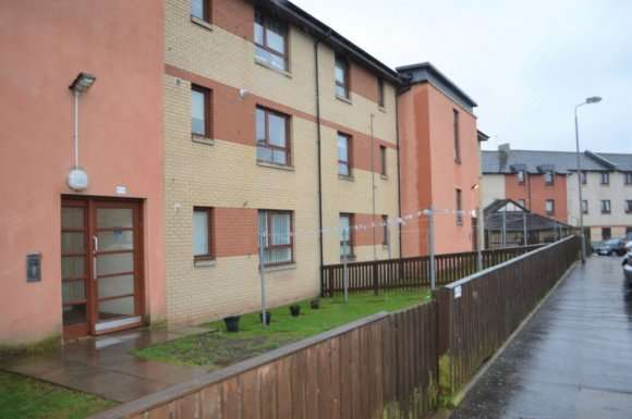 2 Bedrooms Flat for rent in Burnside Court, Camelon, FK1