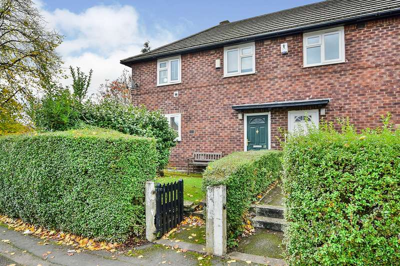 3 Bedrooms Semi Detached House for sale in Mersey Crescent, Manchester, Greater Manchester, M20