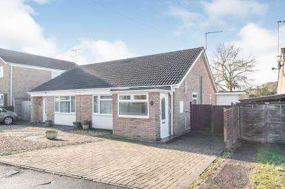 2 Bedrooms Bungalow for sale in Mandara Grove, Abbeydale, Gloucester, Gloucestershire