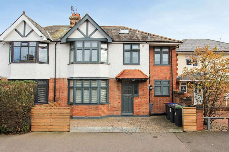 4 Bedrooms Semi Detached House for sale in Cromwell Road, Whitstable