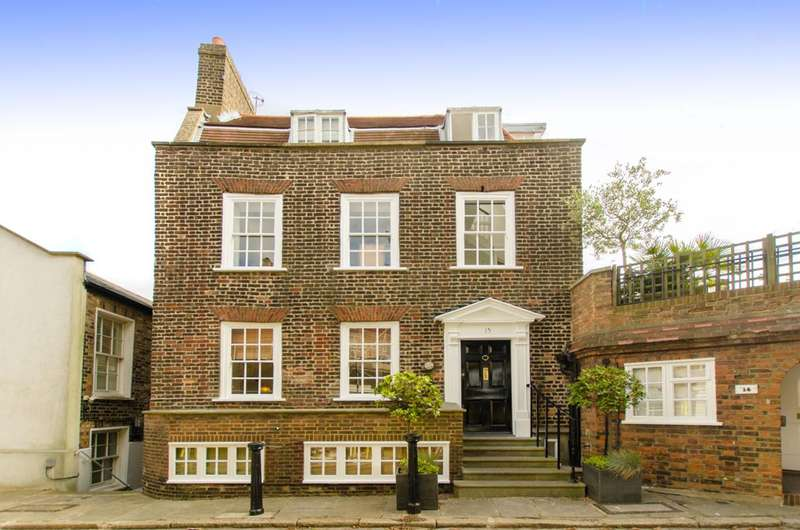 2 Bedrooms House for sale in Holly Mount, Hampstead, NW3