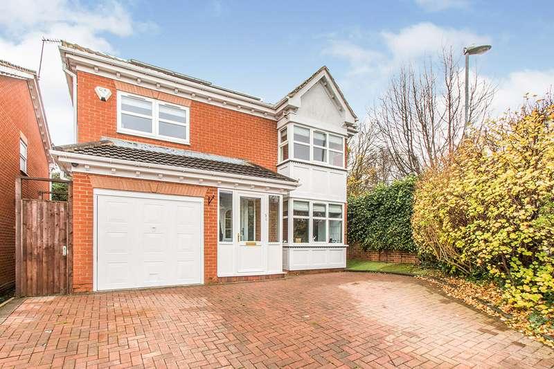 4 Bedrooms Detached House for sale in Buckthorne Fold, East Ardsley, Wakefield, West Yorkshire, WF3