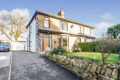 3 Bedrooms Semi Detached House for sale in Harpers Lane, Fence, Lancashire, BB12