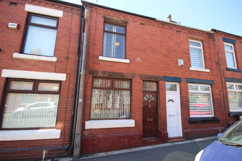 2 Bedrooms Terraced House for rent in Belvoir Road, Widnes, WA8