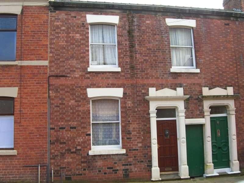 4 Bedrooms Terraced House for sale in Lovat Road, Preston, Lancashire, PR1