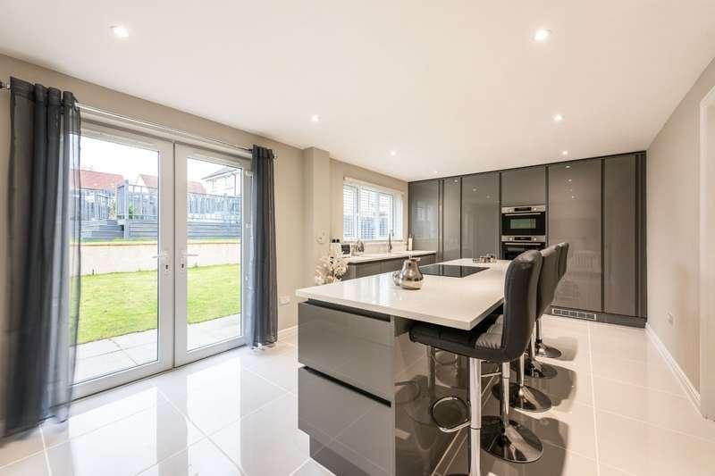 4 Bedrooms Detached House for sale in Whitehouse Way, Gorebridge, Midlothian, EH23