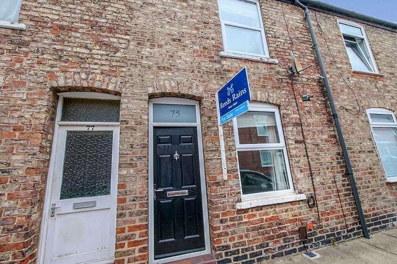 3 Bedrooms Terraced House for rent in Brunswick Street, York, YO23