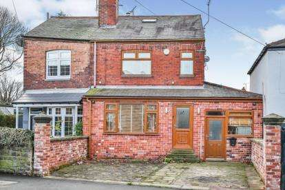 4 Bedrooms Semi Detached House for sale in Richmond Road, Sheffield, South Yorkshire