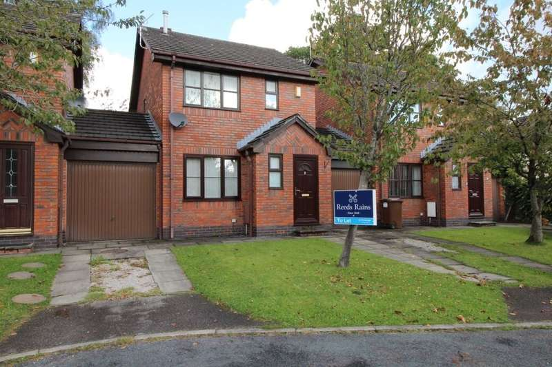 3 Bedrooms Detached House for rent in Ambergate, Ingol, Preston, PR2