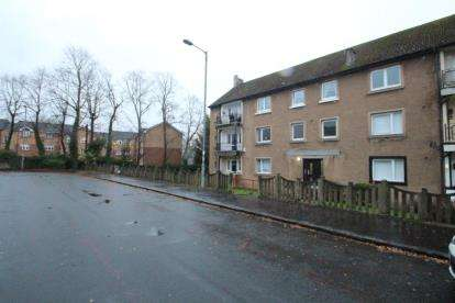 3 Bedrooms Flat for sale in Addie Street, Motherwell, North Lanarkshire