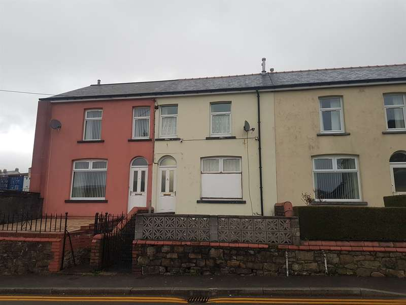 3 Bedrooms Terraced House for sale in Empire Terrace, Garndiffaith, Pontypool