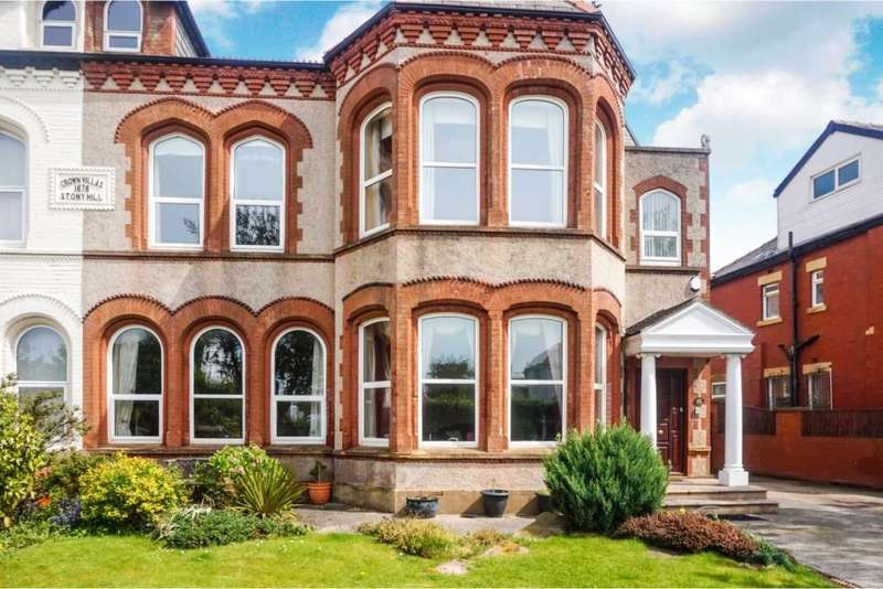 5 Bedrooms Semi Detached House for sale in Lytham Road, Blackpool, FY4