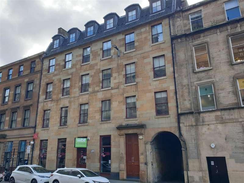 1 Bedroom Apartment Flat for rent in Cochrane Street, Flat 12, Glasgow
