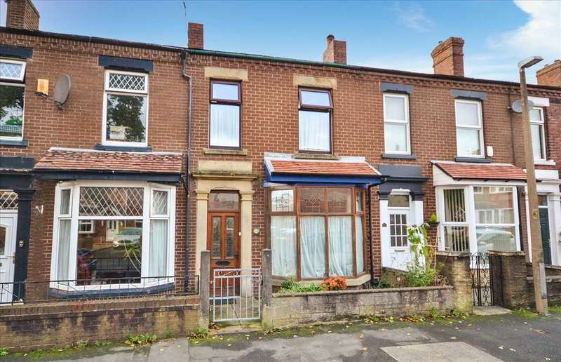 2 Bedrooms Terraced House for sale in Railway Road, Chorley