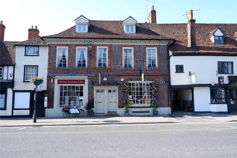 4 Bedrooms Flat for sale in Hart Street, Henley On Thames, Oxon, RG9
