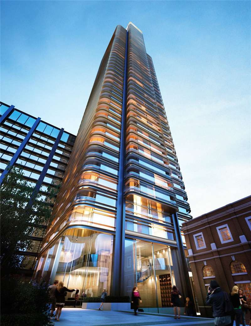 3 Bedrooms Property for sale in 2 Principal Place, Worship Street, London EC2A