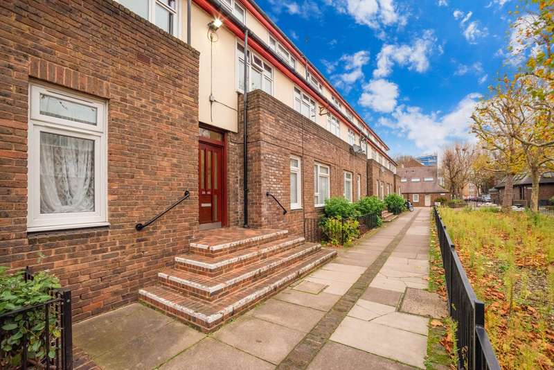 1 Bedroom Flat for sale in Alscot Way, London, SE1