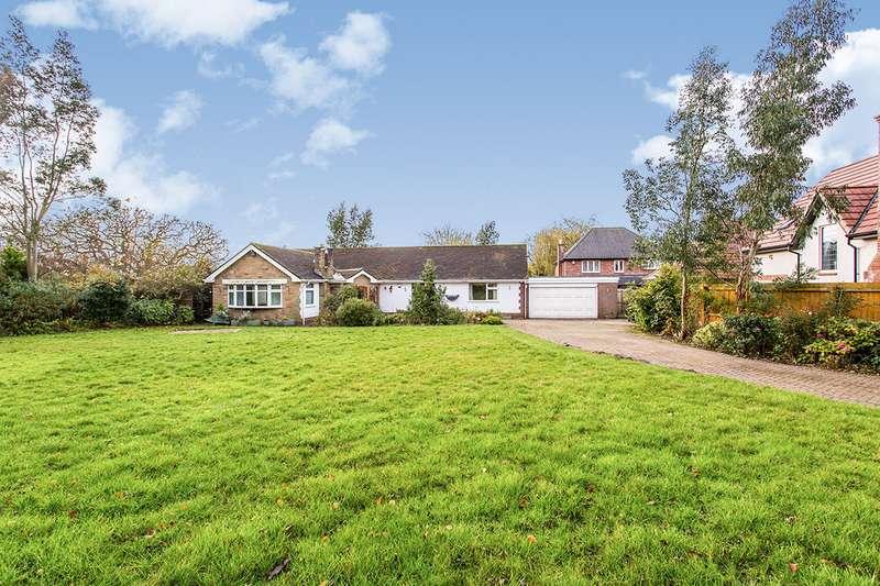 3 Bedrooms Detached House for sale in Walker Lane, Fulwood, Preston, Lancashire, PR2