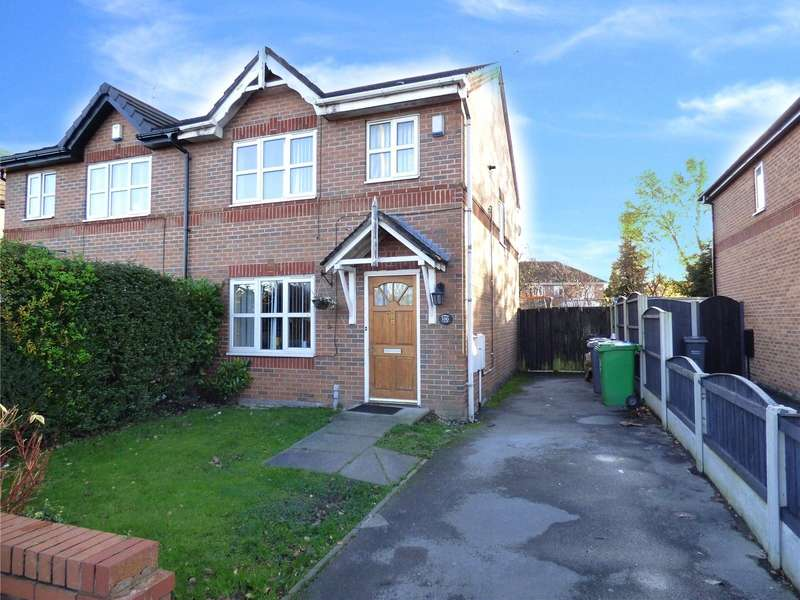 3 Bedrooms Semi Detached House for rent in Victoria Avenue East, Blackley, Manchester, M9