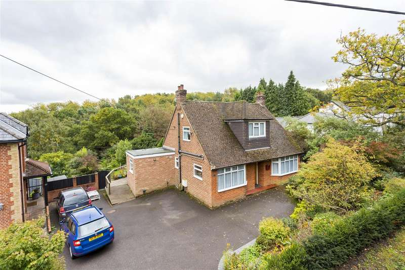 4 Bedrooms Detached House for sale in Windmill Hill, Wrotham Heath, Sevenoaks