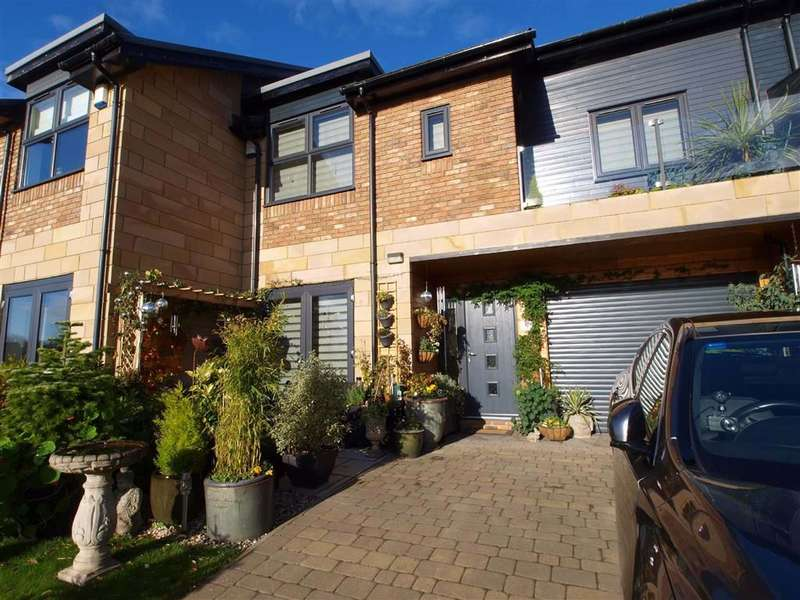 3 Bedrooms Town House for sale in Arcot Grange, Cramlington