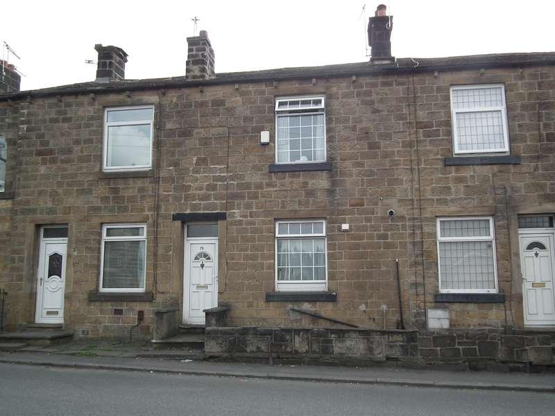 2 Bedrooms Town House for rent in High Street, Yeadon, Leeds, LS19 7AA