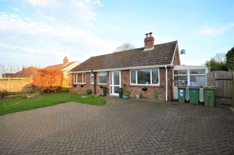 3 Bedrooms Detached Bungalow for sale in Canterbury Road, Swingfield, Dover