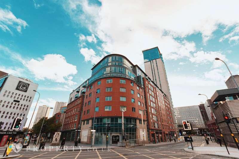 2 Bedrooms Property for rent in Navigation Street, Birmingham