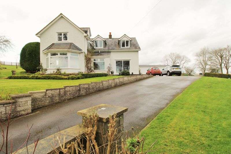 4 Bedrooms Property for sale in Ton Road, Llangybi, Usk